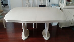 6 chaises table vaisellier
