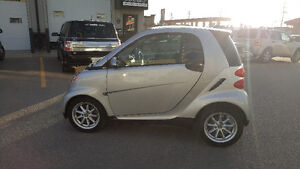 2008 Smart Fortwo PURE Coupe (2 door/HEATED SEATS)