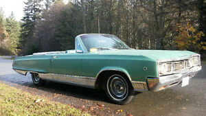 1968 dodge monaco convertibles (2) package