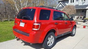 2009 Ford Escape XLT SUV, Crossover (Certified)