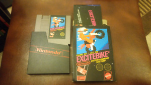 Excitebike NES cib