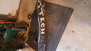 Excellent snowboard and brand new bindings St. John's Newfoundland image 2