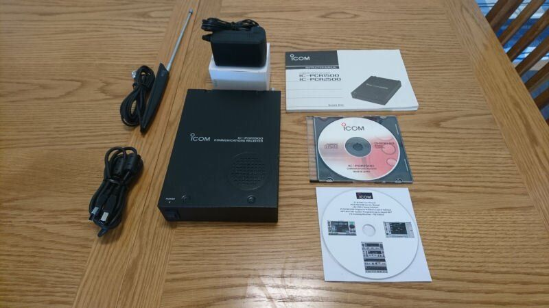ICOM IC-PCR1500 PC + DSP + other ham radio items , will sell or swap | in  Bramley, West Yorkshire | Gumtree
