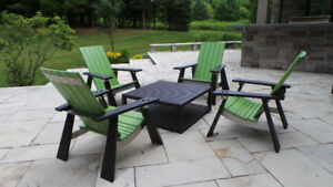 Modern Muskoka Chair - Free Delivery to most of Ontario