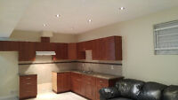 Modern 2-bedroom LEGAL basement suite - Forest Heights