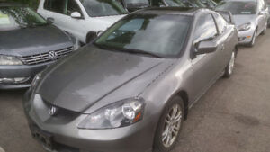 2005  Acura rsx auto fully loaded 150.000 kms.