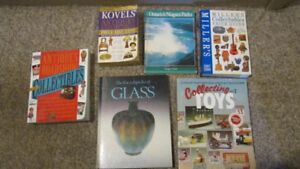 6 Antiques/Collectables/Bottle/Local History Books
