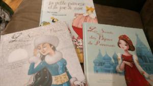 3 livres francais