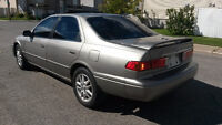 2000 Toyota Camry SUPER PROPRE CUIR TOIT OUVRANT
