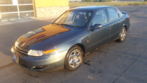2002 Saturn L300 Series V6 Loaded w/ Leather & Amazing Stereo