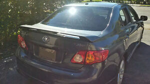 Toyota Corolla XRS - fully loaded Winter/Snow ready