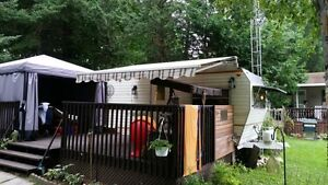 Park model in really good shape in verry nice trailer park!!