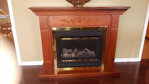 Electric Fireplace
