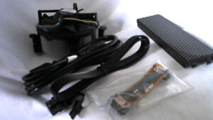 SEVERAL NEW COMPUTER PARTS, SCREWS, ELECTRONIC CONNECTION & MORE