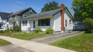 2 Bedroom main floor of home in Moncton