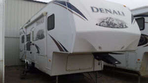 2010 Dutchmen Denali 31RGBS 5TH wheel