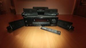amplificateur Yamaha speaker Harman Kardon