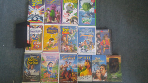 Disney Movies!! Updated!! $20