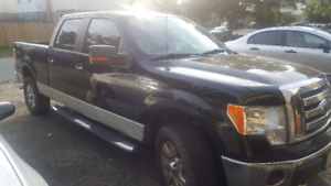 2009 Ford F150 XLT Supercrew 5.4L V8