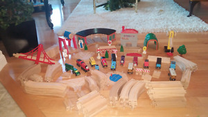Trains almost 150 pieces!!