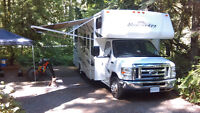 Relax and enjoy vancouver island by RV!!!