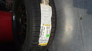 Brand new tire + Rim P195/60R15 (only 1 tire)