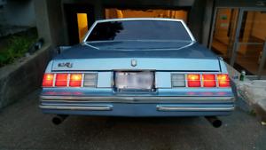 Chevrolet monte carlo 1979 t top **rare**