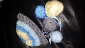 Wanted: Yarn to crochet Preemie Toques  Kitchener / Waterloo Kitchener Area image 4