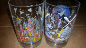 McDonalds Disney Cups Collection