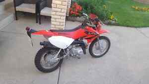 Honda crf70 MINT CONDITION