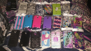Unlocked Samsung Galaxy S4 With 20 Phone Cases & More!