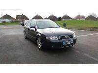 2002 Audi A4 Avant 2.4 Sport 5dr (CVT)