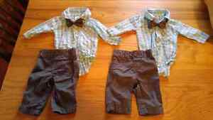 Twin boy outfits