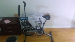 Weslo excercise bike