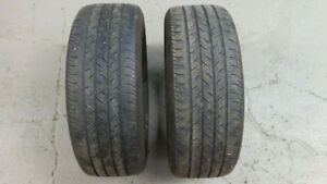 2x Continental Contiprocontact 215/55R16 97H