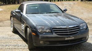 Chrysler Crossfire convertible 2006