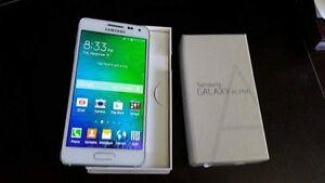 Samsung Alpha 32 Gb inbox Unlock ( work Wind Mobile )