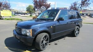 2003 Land Rover Range Rover HSE FREE WARRANTY .3 MONTH OR 5000KM