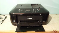 Canon 4 in 1 Ink Jet Colour Printer with NEW ink