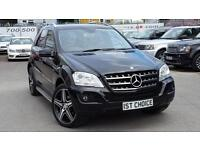 2011 MERCEDES M-CLASS ML350 CDI BLUEEFFICIENCY SPORT FANTASTIC LOOKING ML WITH
