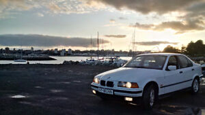 1996 BMW 3-Series 320I Sedan (GERMAN IMPROTED)