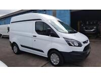 2015 FORD TRANSIT CUSTOM LIH2 2.2TDCI ONLY COVERED 59000 MILES FROM NEW