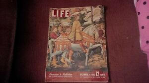 LIFE MAGAZINES 1945/1956 Kitchener / Waterloo Kitchener Area image 1