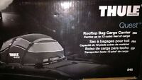 THULE Quest - Car top Carrier - NEW in box