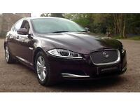 2012 Jaguar XF 3.0d V6 Luxury (Start Stop) Automatic Diesel Saloon