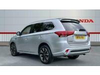 2018 Mitsubishi Outlander 2.0 PHEV GX5hs 5dr Auto Estate Estate Petrol/PlugIn El