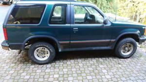 1994 Ford Explorer Sport