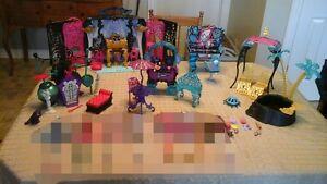 Plusieurs jouets divers à vendre. Prix ferme.