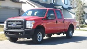 2013 Ford F-350 XL warranty still valid