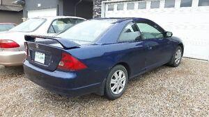 2003 Honda Civic LX Coupe (2 door)